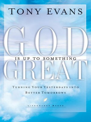 cover image of God Is Up to Something Great