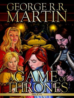 cover image of A Game of Thrones: Comic Book, Issue 5