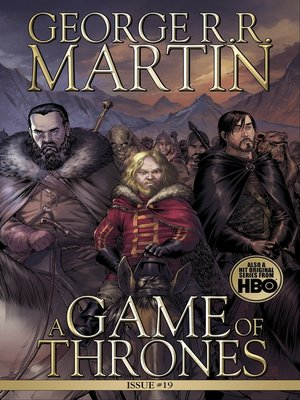 cover image of A Game of Thrones: Comic Book, Issue 19