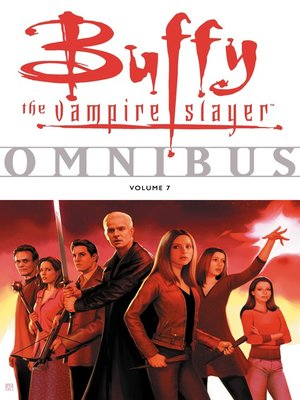 cover image of Buffy Omnibus, Volume 7