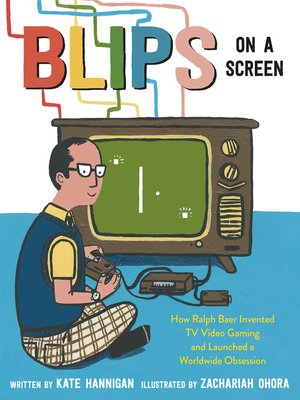 cover image of Blips on a Screen