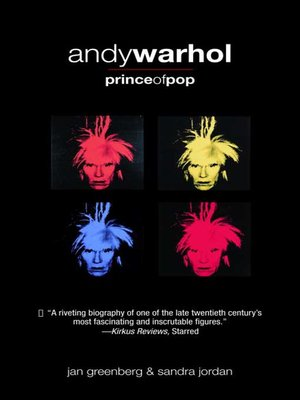 cover image of Andy Warhol, Prince of Pop