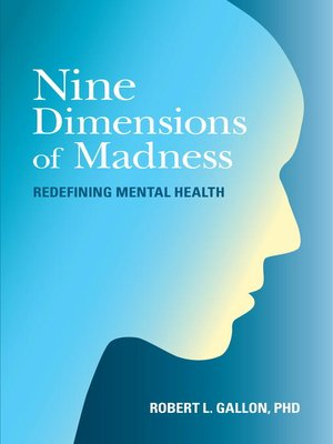 cover image of Nine Dimensions of Madness