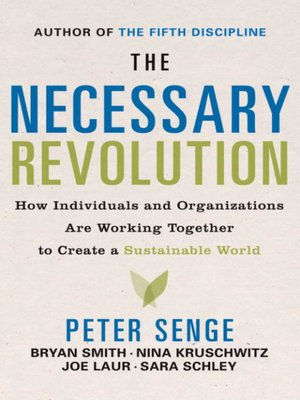 cover image of The Necessary Revolution