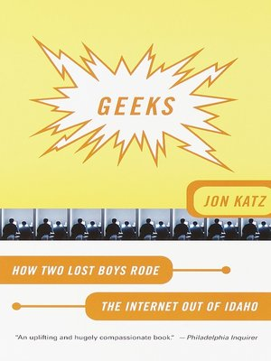 cover image of Geeks