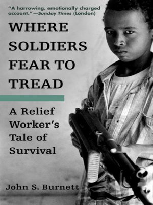cover image of Where Soldiers Fear to Tread