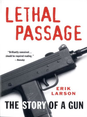 cover image of Lethal Passage