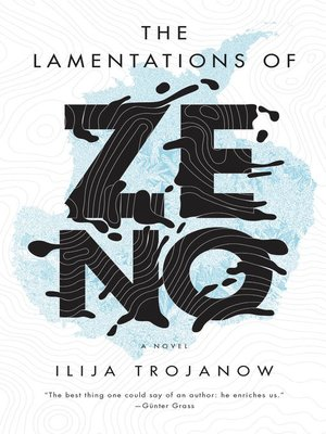 cover image of The Lamentations of Zeno