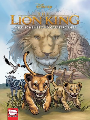 cover image of Disney the Lion King