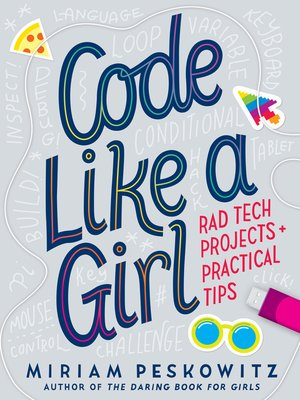 cover image of Code Like a Girl