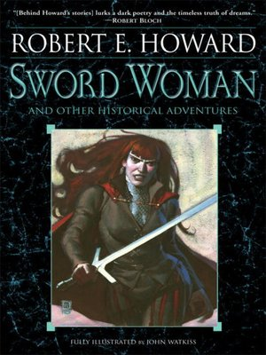 cover image of Sword Woman and Other Historical Adventures