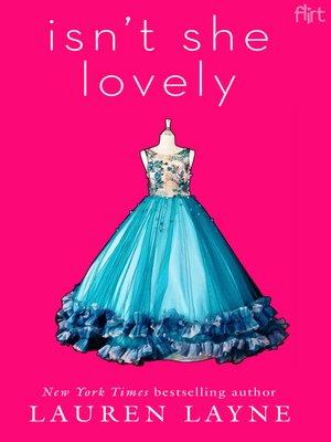 cover image of Isn't She Lovely
