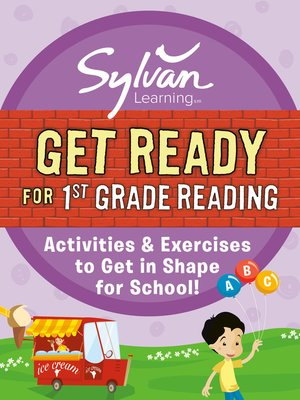 cover image of Get Ready for 1st Grade Reading