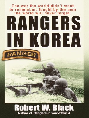 cover image of Rangers in Korea