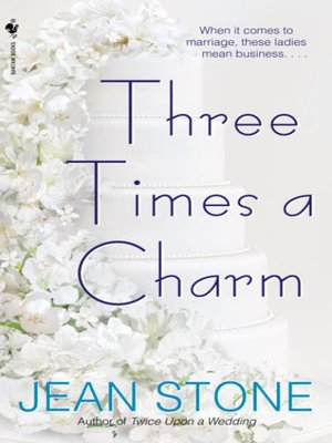 cover image of Three Times a Charm