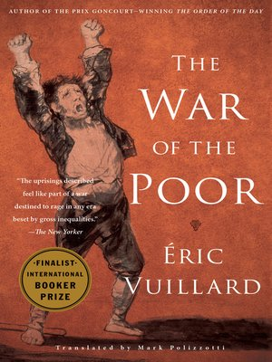 cover image of The War of the Poor