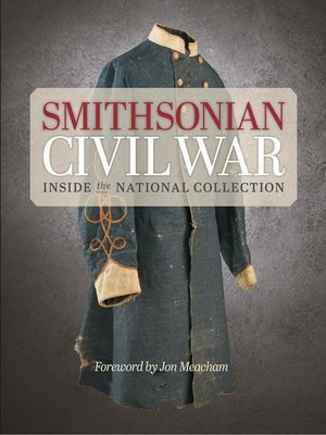cover image of Smithsonian Civil War