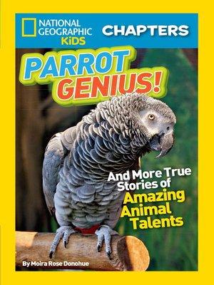 cover image of Parrot Genius