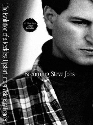 cover image of Becoming Steve Jobs