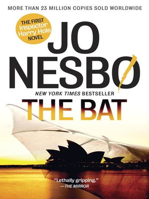 cover image of The Bat