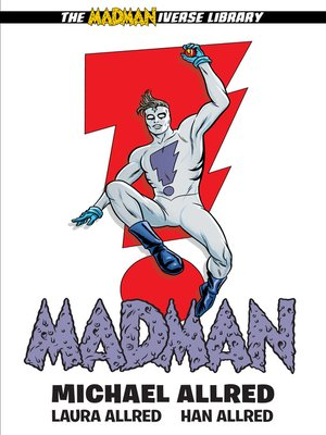 cover image of Madman (1990), Library Volume 1