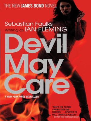 cover image of Devil May Care