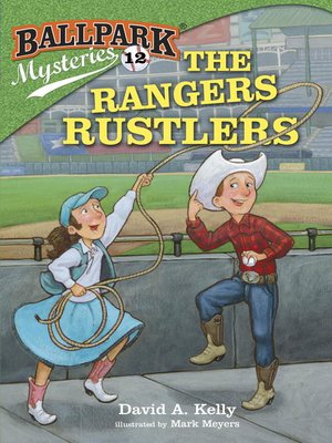 cover image of The Rangers Rustlers