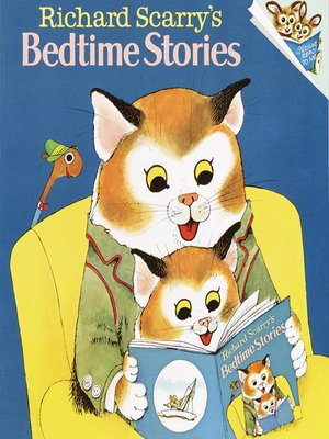 cover image of Richard Scarry's Bedtime Stories