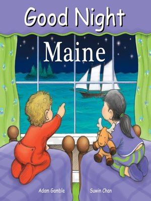 cover image of Good Night Maine