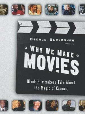 cover image of Why We Make Movies
