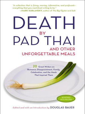 cover image of Death by Pad Thai