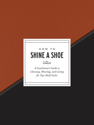 cover image of How to Shine a Shoe