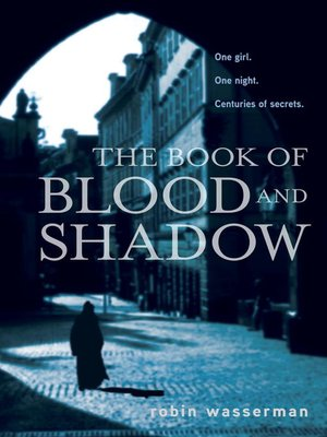 cover image of The Book of Blood and Shadow