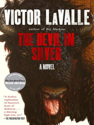 cover image of The Devil in Silver