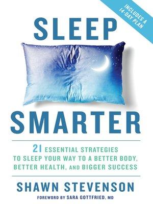 cover image of Sleep Smarter