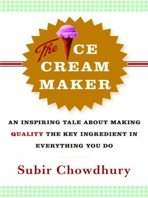 cover image of The Ice Cream Maker
