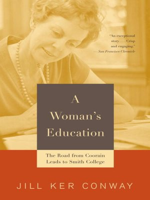 cover image of A Woman's Education