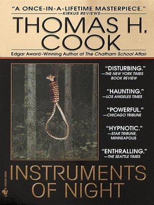 cover image of Instruments of Night