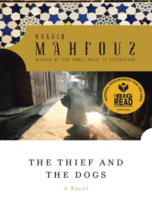 cover image of The Thief and the Dogs