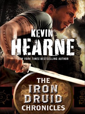 cover image of The Iron Druid Chronicles 6-Book Bundle
