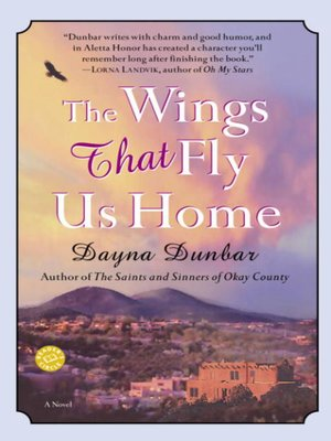 cover image of The Wings That Fly Us Home