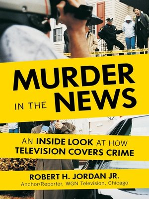 cover image of Murder in the News