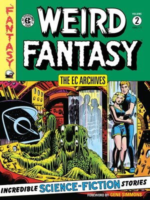 cover image of Weird Fantasy (1950), Volume 2