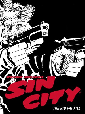 cover image of Frank Miller's Sin City Volume 3