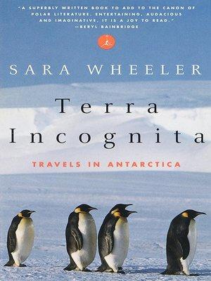 cover image of Terra Incognita