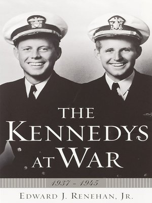 cover image of The Kennedys at War