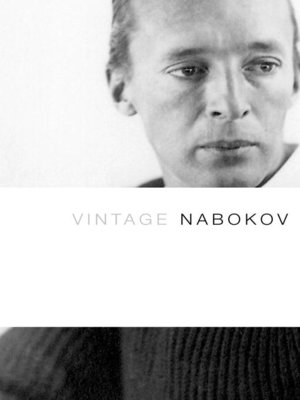 cover image of Vintage Nabokov