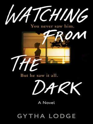 Watching from the Dark Book Cover