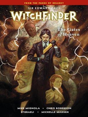 cover image of Witchfinder Volume 5
