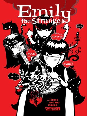 cover image of Emily the Strange (2005), Volume 2
